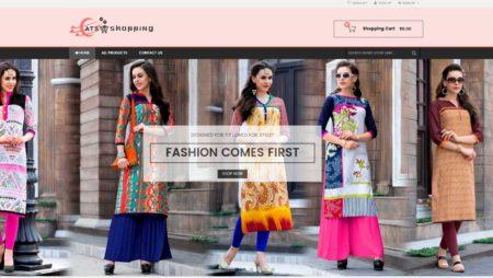 Magento Website For ATS Shopping