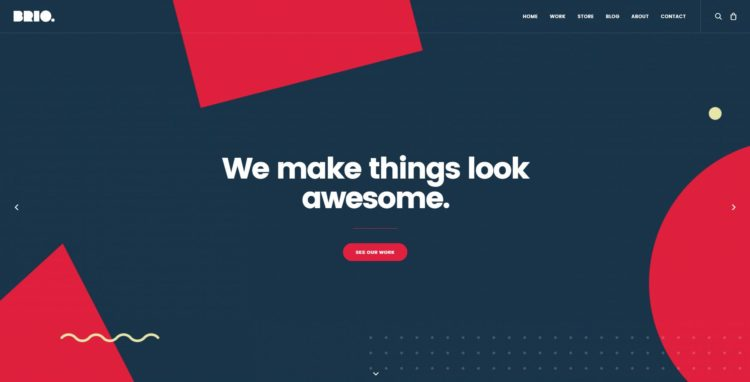 Design Website For Briomedia