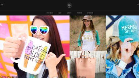 Shopify Website For Heyshabbyme