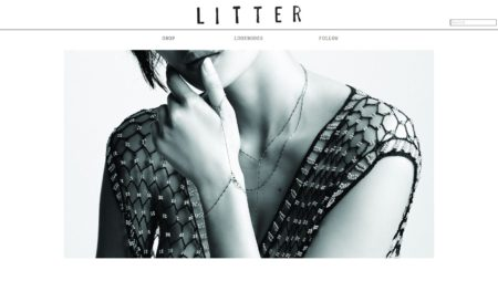 Shopify Website For Litter Jewelry