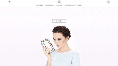 Shopify Website For Vintage Styler